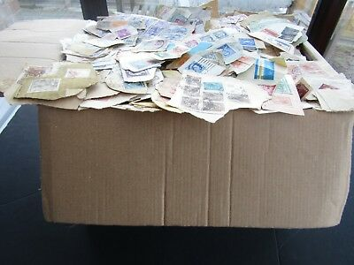 Box Of Early/modern World Clippings - Much Vintage - Extensive & Fine