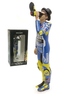 Minichamps Valentino Rossi Figurine 'Cheers to the Fans' Misano 2016  1/12 Scale