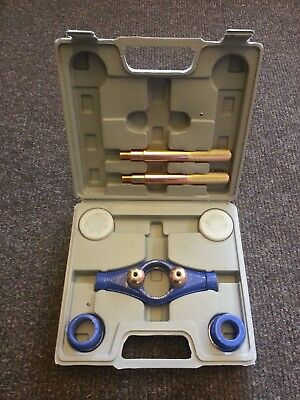 20mm & 25mm Conduit Stock, Die & Guide Complete set in a sturdy Case