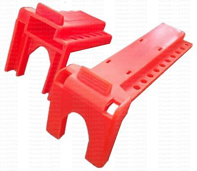 Asian LOTO Lock out Tagout for ball valve size 9.5mm to 31.5mm
