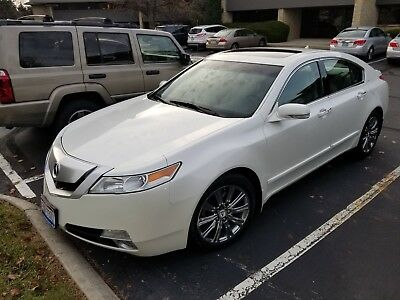 2009 Acura TL Tech Package 2009 Acura TL 3.7 SH-AWD w/Tech Package $11,900