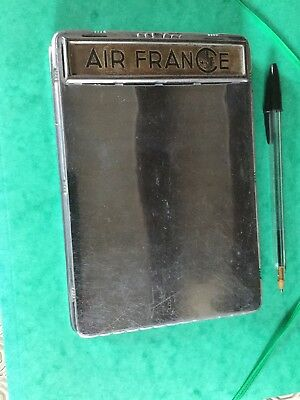 BLOC NOTE  AIR FRANCE Vintage