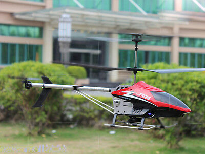 New Red Length 80CM Remote Control Plane Helicopter Model Gift Children Toys