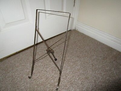 Vintage Metal Adjustable Shirt Display Stand from Gentleman's Outfitters (2)