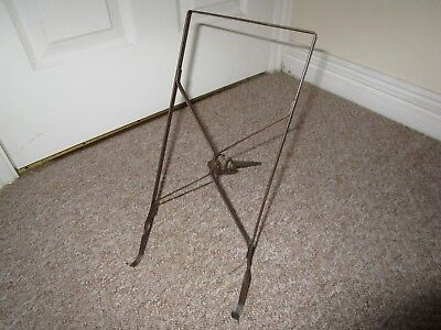 Vintage Metal Adjustable Shirt Display Stand from Gentleman's Outfitters (8)