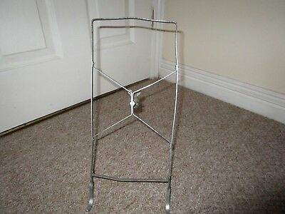 Vintage Metal Adjustable Shirt Display Stand from Gentleman's Outfitters (6)