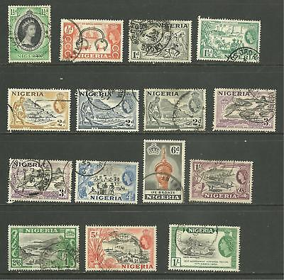 Nigeria: A used selection 1953-1959