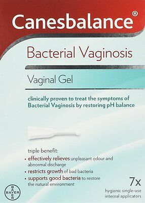 Canesten Canesbalance Bacterial Vaginosis Gel - 7 Applications