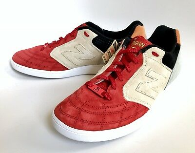 ad77970df8a Size 11.5 NEW BALANCE EPIC TR 24 KILATES MADE IN ENGLAND Red Tan Grey Black