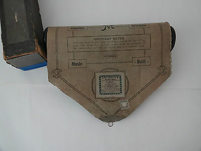 Antique Pianola / Player Piano Roll - Artistyle-Romberg's The Desert Song