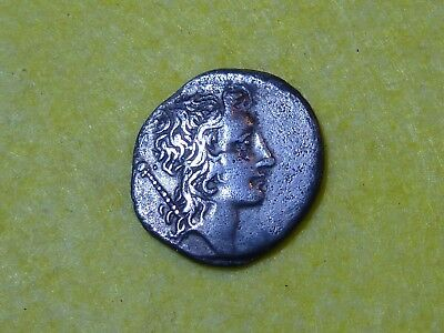 Q.Cassius Longinus AR Denarius 55 BC - Brother of Julius Caesar Killer Gaius