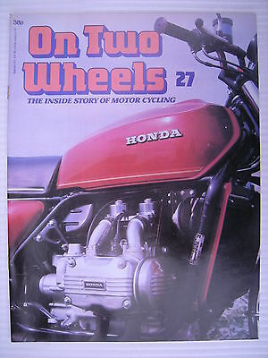 On Two Wheels - Motorcycle Magazine Volume 2 - Issue No.27