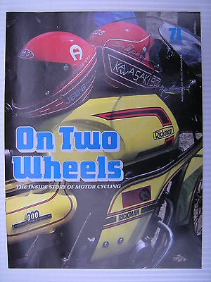 On Two Wheels - Motorcycle Magazine Volume 5 - Issue No.71