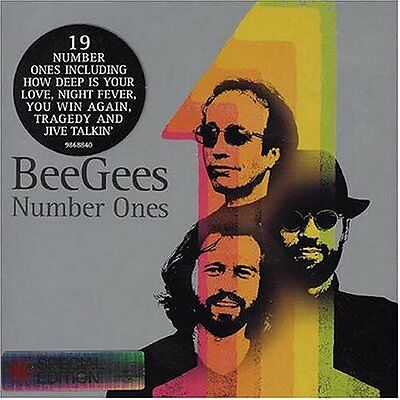 Bee Gees - Number Ones (CD ' The Very Best Of)