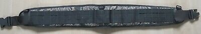 US Military AirForce ABU TIGER STRIPE MOLLE II PADDED UTILITY BELT L,AIRSOFT,LBV