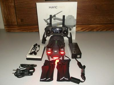 DJI Mavic Pro Folding Drone Quadcopter 4K - HAS SOME ISSUES PLEASE READ ABOUT!!!
