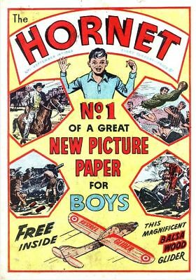 The Hornet Collection Full Run Of 600+ Adventure Comics On Dvd