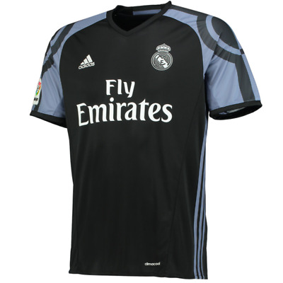 Adidas maillot Real Madrid extérieur 2016/2017 neuf taille enfant