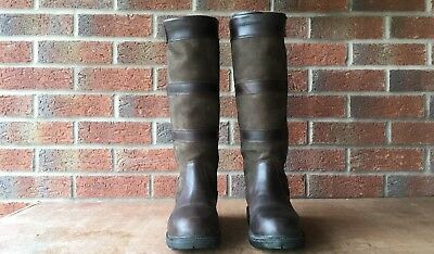Shires Moretta Nella Long Boots Country Riding Boots Size6/39 RRP £149.99