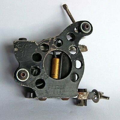 Vintage Micky Sharpz T-Dial Expo-91 Tattoo Machine