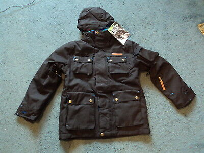 No Fear Boost Junior Kids Childs Ski Snowboarding Jacket 13  Years New