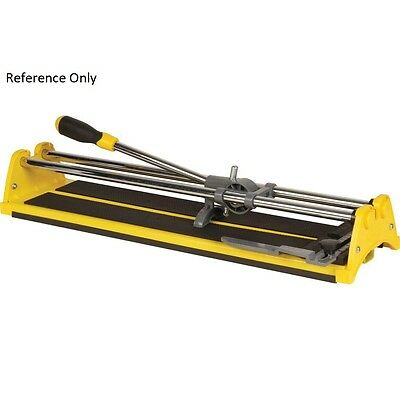 QEP 21 in. Ceramic Tile Cutter Compatible Cuts Wall And Floor Ceramic Mode10221Q
