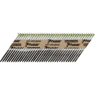PASLODE ROUND 30 Degree Collated Galvanized Shank Framing Nails 2000 ...