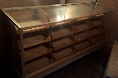 Dudley  And  Co Vintage 16 Drawer Haberdashery Cabinet  Delivery Available