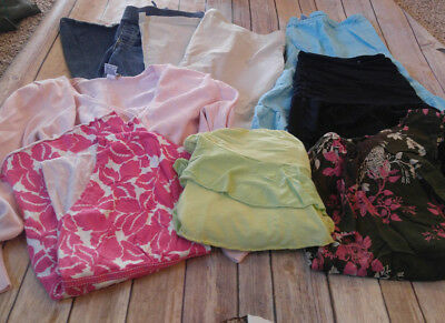 Old Navy Maternity Lot Size Large (8 Pieces)