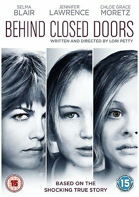 Behind Closed Doors (DVD) Jennifer Lawrence, Chloe Grace Moretz, Selma Blair