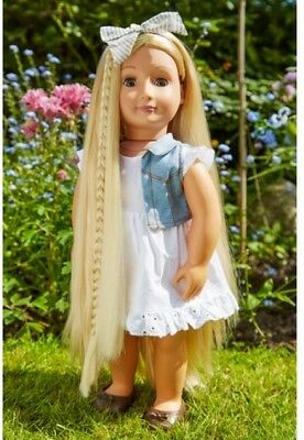 Our Generation Phoebe From Hair to There Doll 46cm
