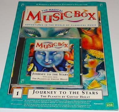 Magical Music Box #1 - Journey To The Stars - Book & Cd - Holst: The Planets
