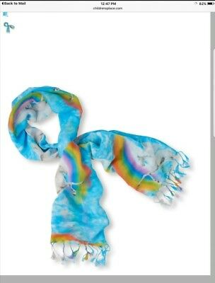 the children's place Girl Blue scarves