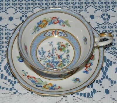 Very Rare Circa 1923-33, Star Paragon, Fine Bone China, Tea Cup & Saucer