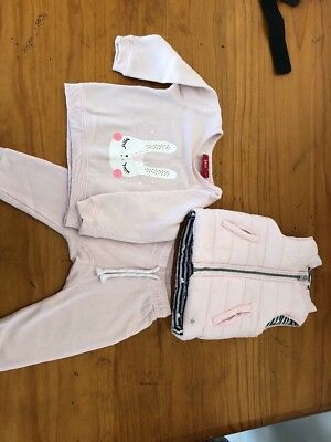 Sprout Tracksuits Size 1 Baby Girl