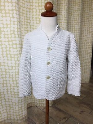 Vintage 50 Merry Mites Boys Textured Heavy Blazer Holiday Christmas Southern EVC