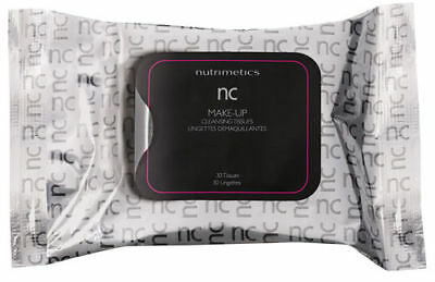 Nutrimetics - nc Make-Up Cleansing Tissues 30 Tissues - Free Postage Australia