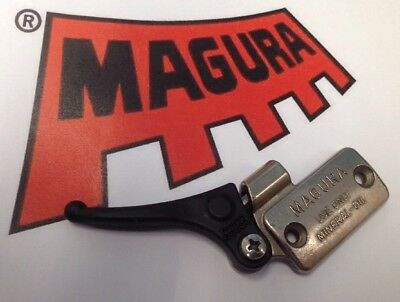 Magura 163 Clutch Master Cylinder Reservoir Cover With Decompression Lever.