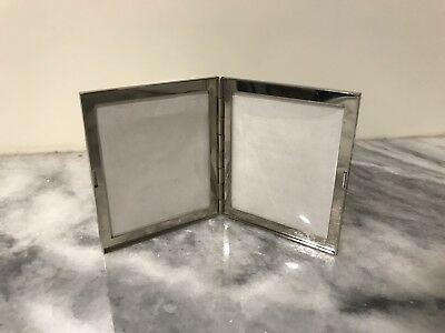 Vintage Reed and Barton Silver Double Frame
