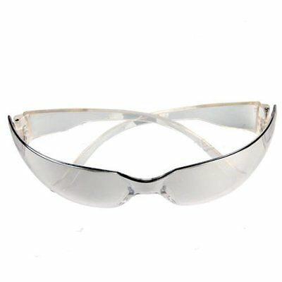 Safety safe Glasses Work Spectacles Lab Eye Protection Protective Clear Lens
