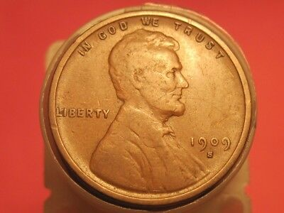 25pc Roll 'S & D' Mint LWC's 1909-S Lincoln Wheat Cent & '41-S Wheat-Back Cent