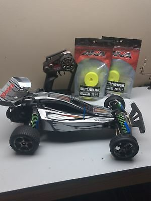 Traxxas bandit vxl brushless 1/10 nice condition