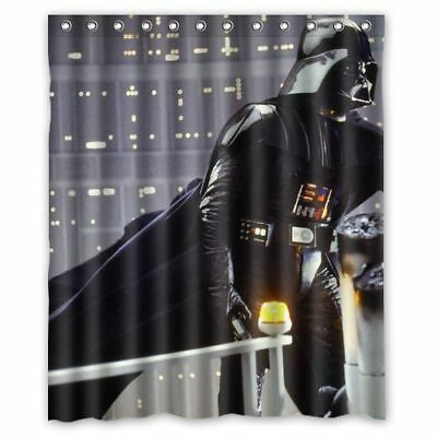 Nice Design Star Wars Shower Curtain Size 60 X 72 Inch