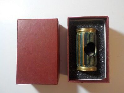"Vintage The Museum Store ""PRIVATE EYE"" Miniature Around Corner Spyglass with box"