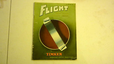 Flight & Aircraft Magazine, Oct 1945, Great Advertising, Commercial & Military 1