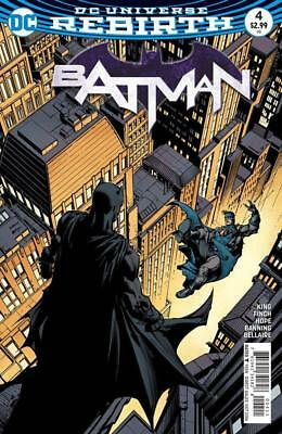 Batman #4 (Vol 3) DC Rebirth