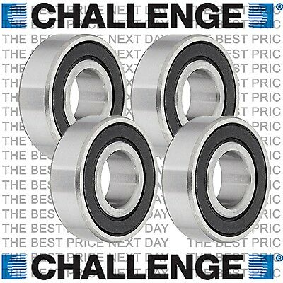 4 Challenge Trailer Wheel Bearings - 6204 2Rs Franc Ge120   Next Day Delivery