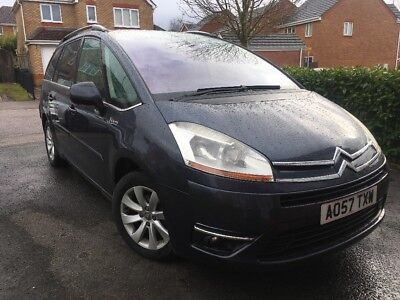 Citroen c4 Picasso 1.6 hdi Automatic 7 seater full mot px welcome