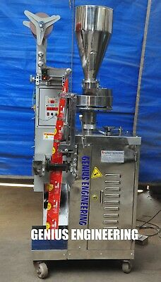 Filling & sealing machine for tea