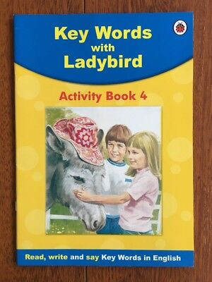 Key Words With Ladybird: Activity Book 4 By Marie Birkinshaw